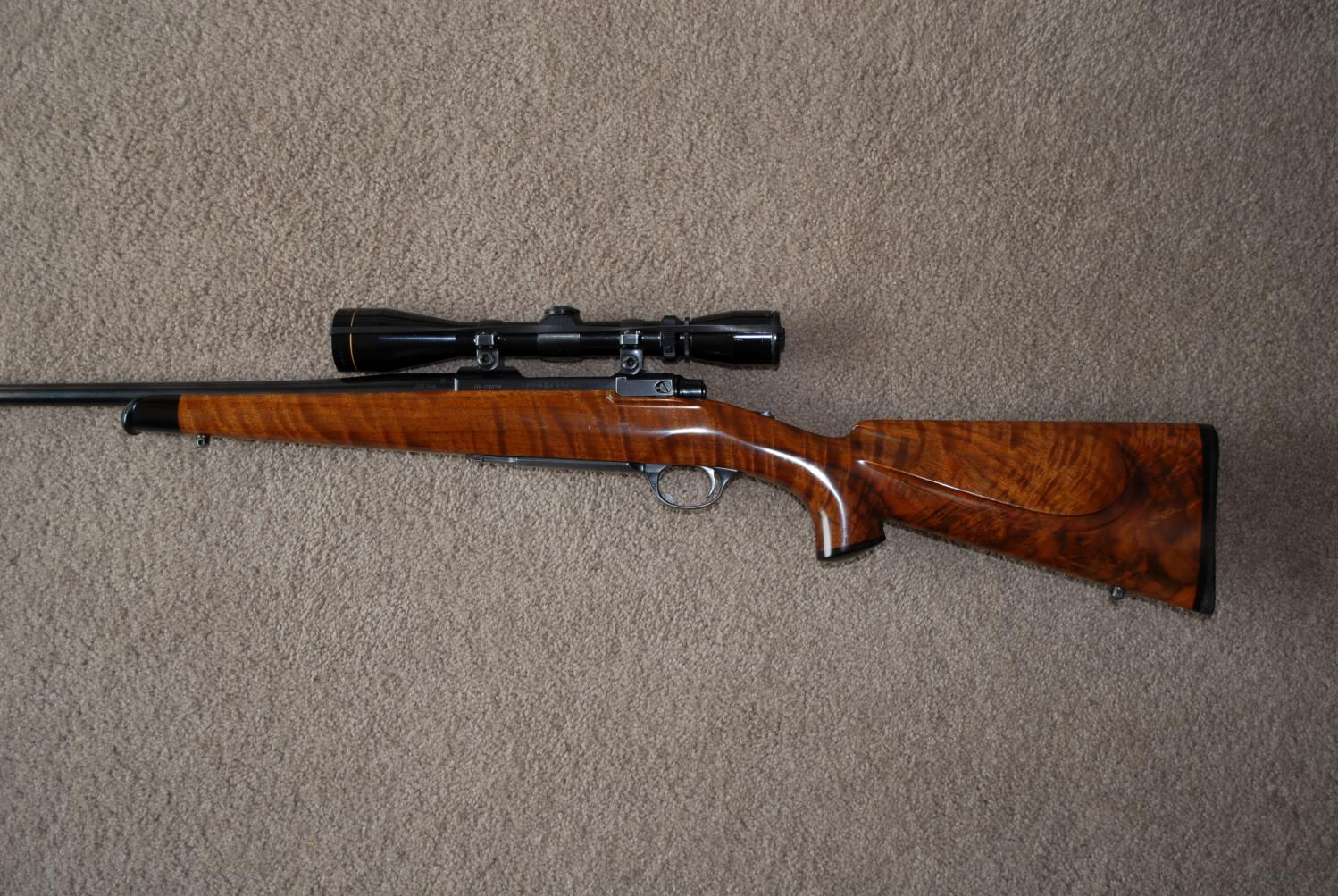 Remington 700 - free float or not? - Shooters Forum