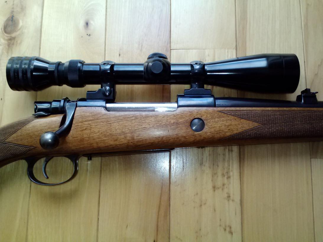 Image result for old FN sako rifle