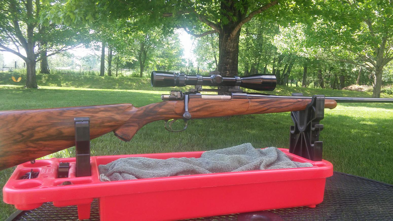 Learn These 35 Whelen Rifle Recoil {Swypeout}