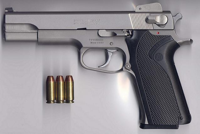 Hunting With A  40 S U0026w Carbine