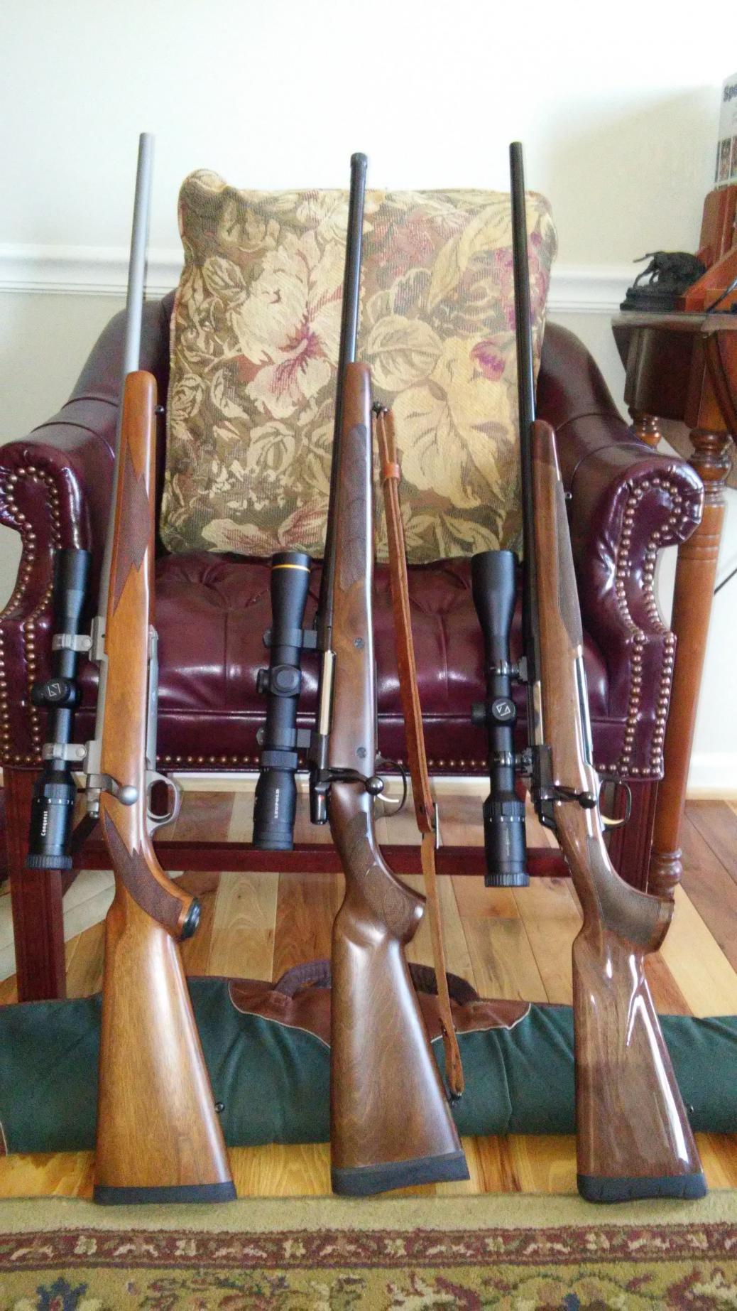 Cz 550 fs - Shooters Forum