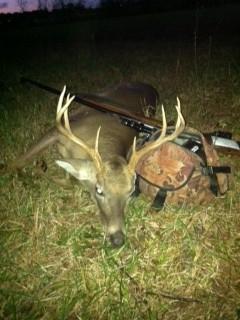 first deer of season-2010-11-28-buck.jpg