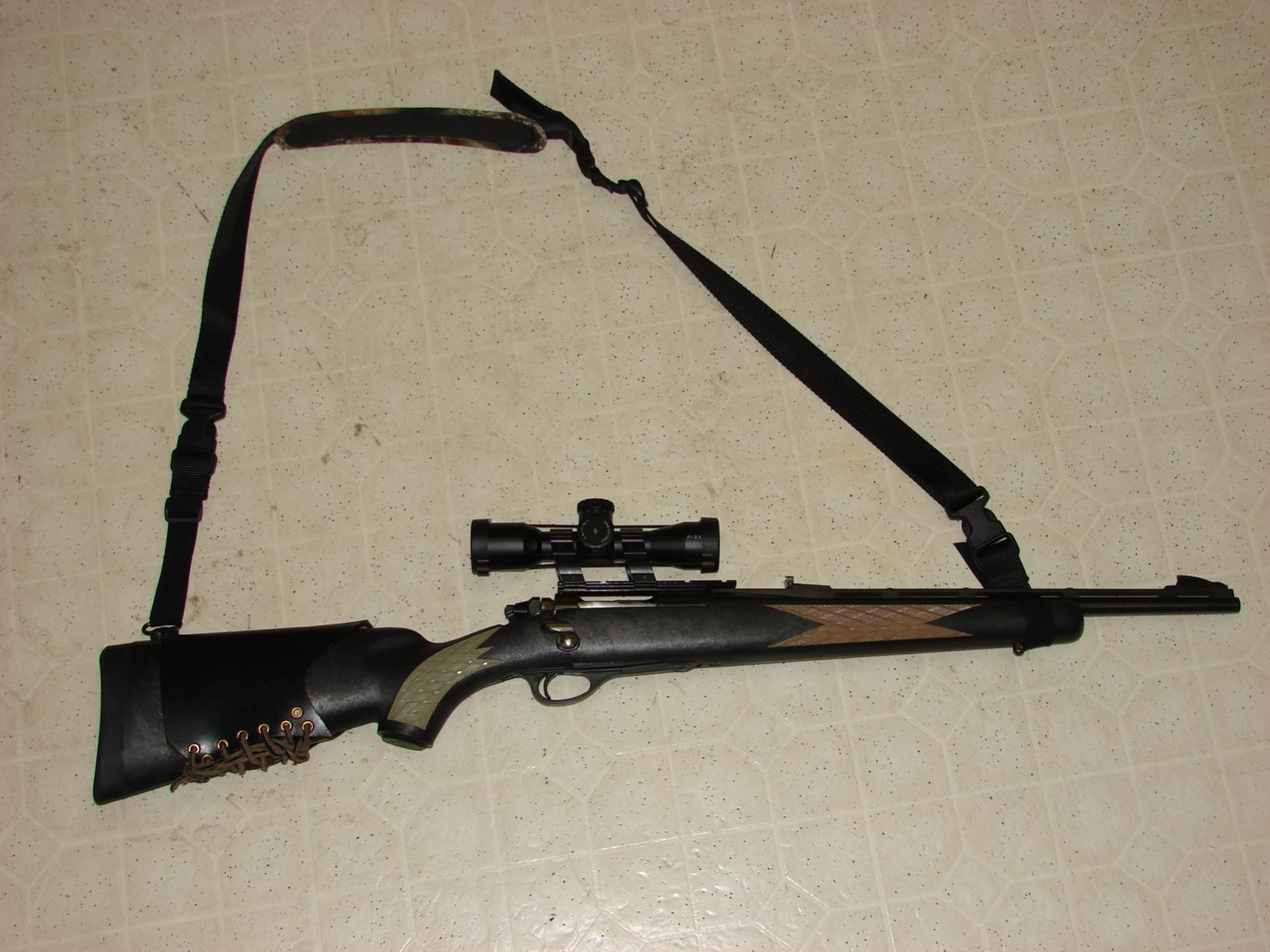 Ruger Gunsite Scout or Something Else? General Purpose Rifle