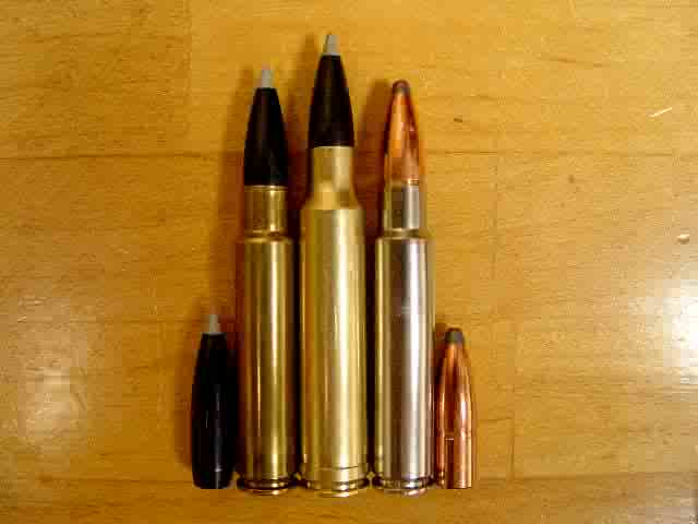 7x57 as the basis of wildcat cartridges - Shooters Forum