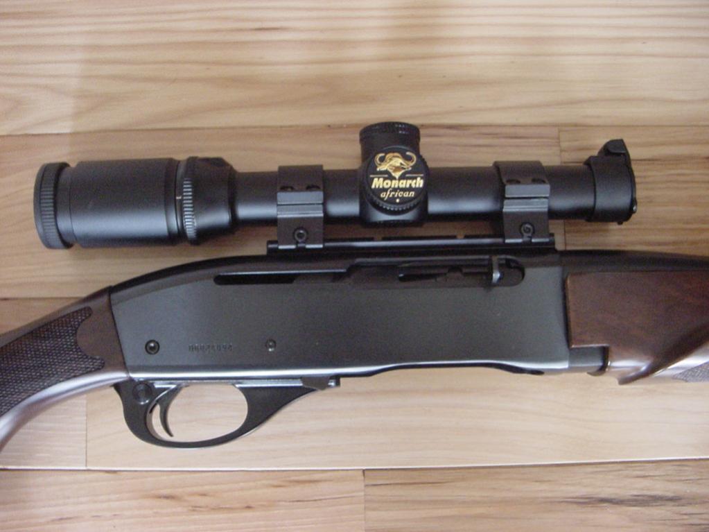 Woodsmaster problems 742 remington Remington 742