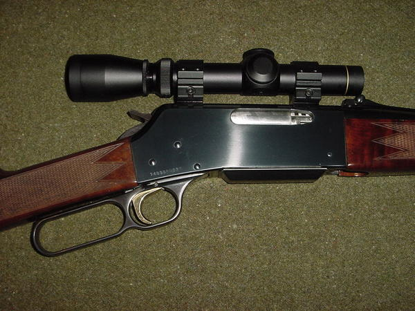 Browning BLR in  358??? - Shooters Forum