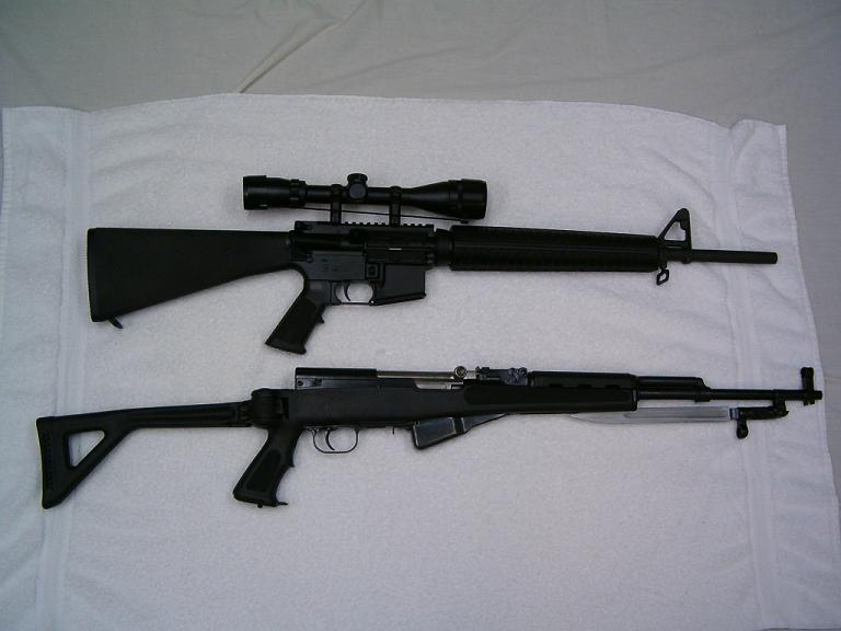 Dating The Chinese SKS