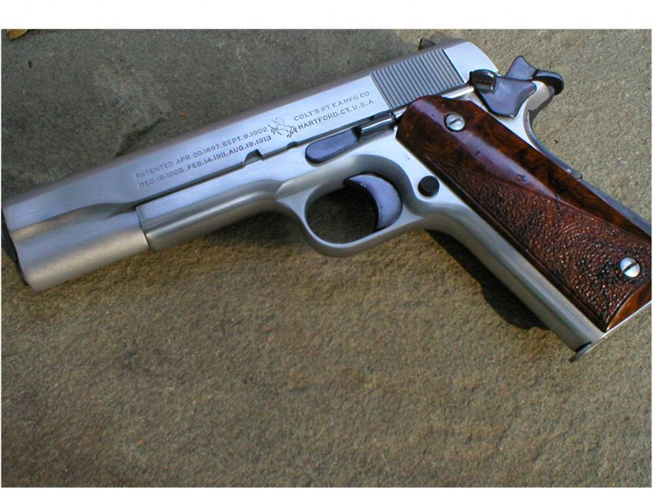 Opinions on various .45 Autos-colt1911.jpg