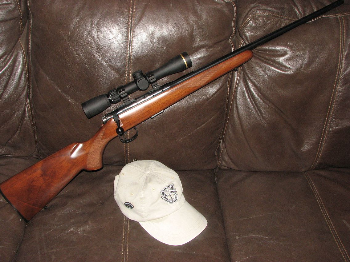 New cz 452  22lr ordered - Page 2 - Shooters Forum