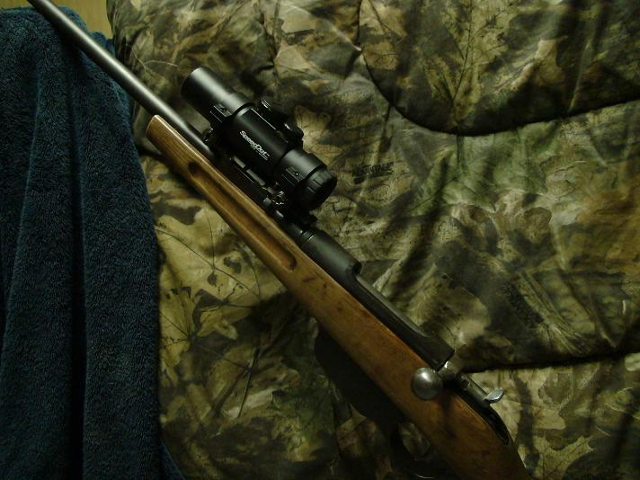 Left handed Steyr M95 - Shooters Forum