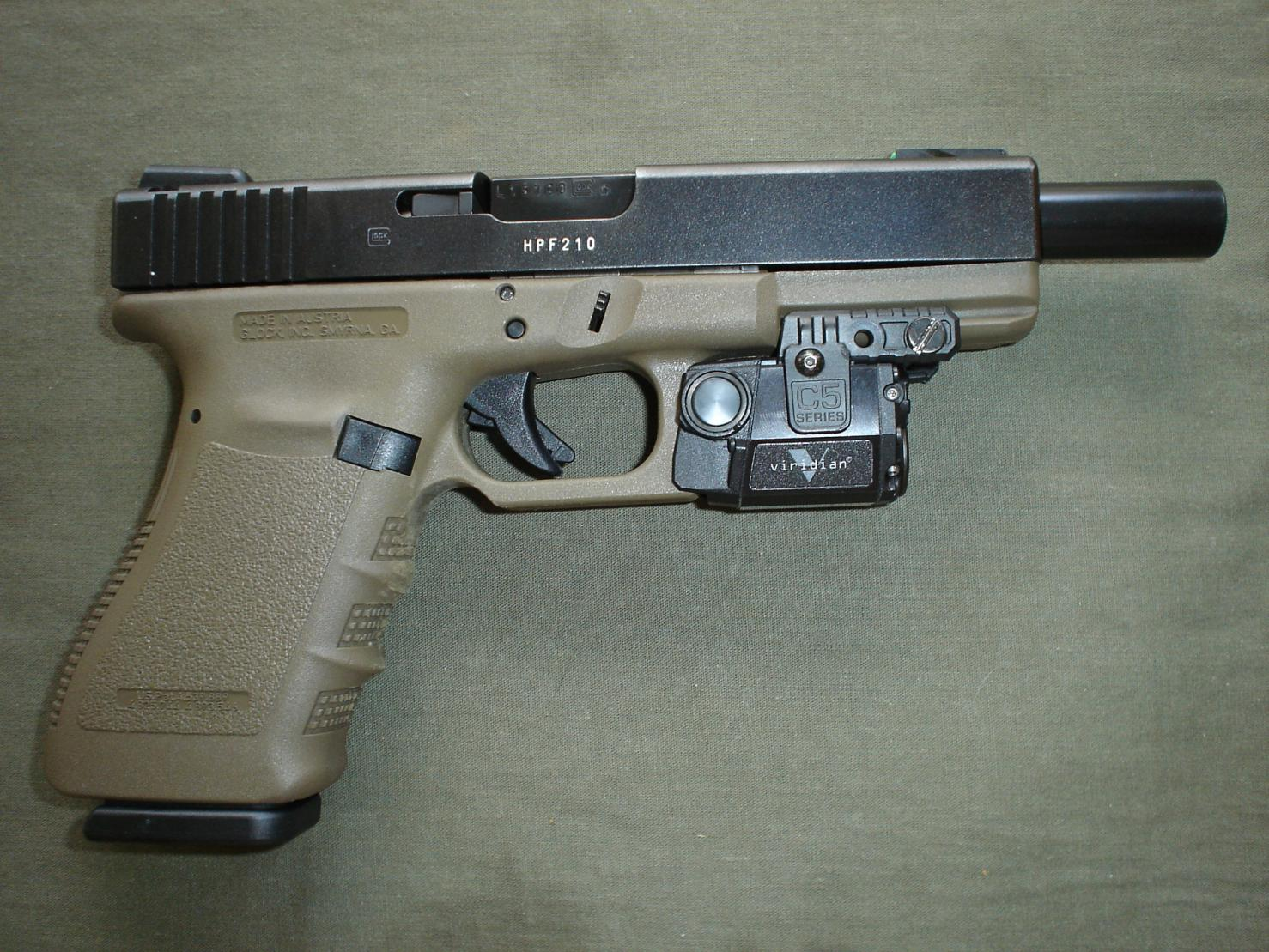 Glocks and lead - Shooters Forum