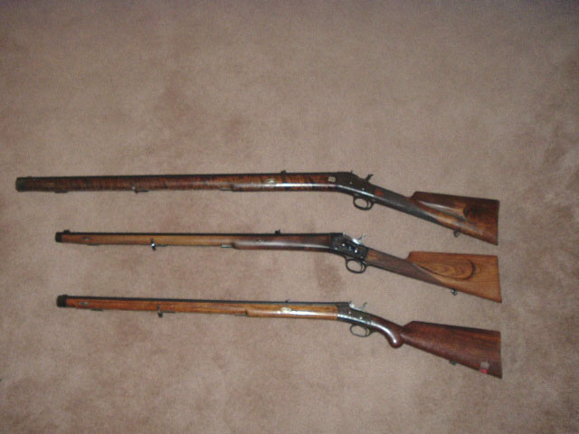 Husqvarna Sporting Rolling Block Rifles - Shooters Forum