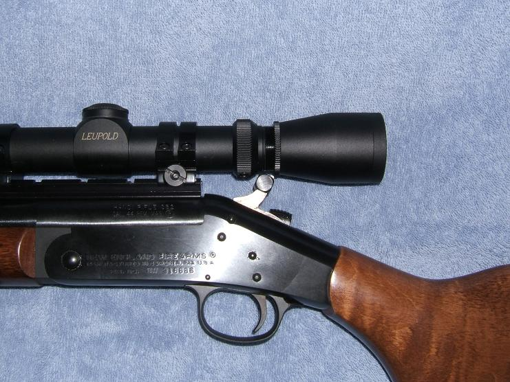 H&R Handi Rifle in .44 Magnum - Shooters Forum
