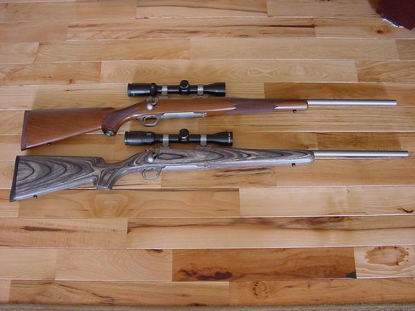 Remington 700 adl 30-06 build - Shooters Forum