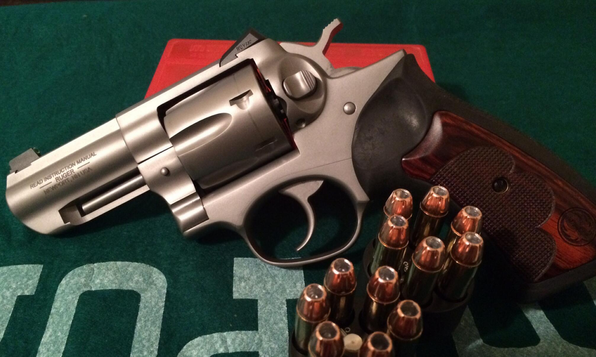 Ruger SP101  357 - Shooters Forum