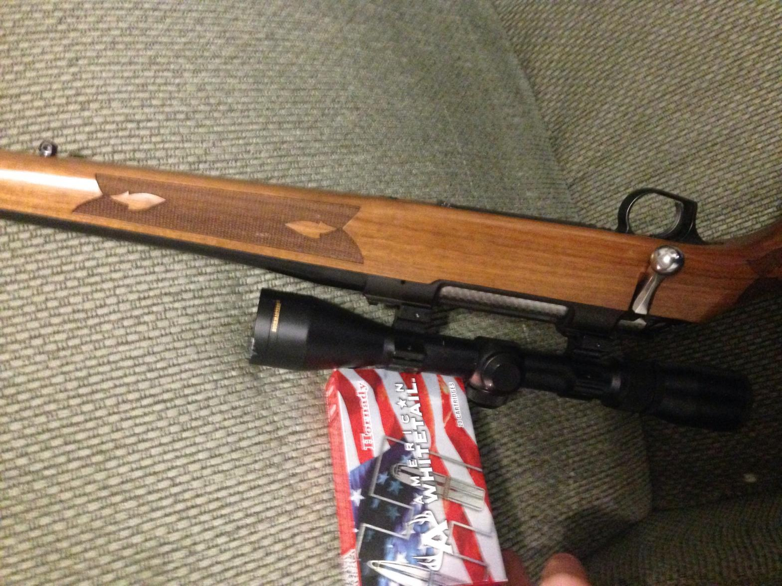 T/C bolt action rifles - Shooters Forum