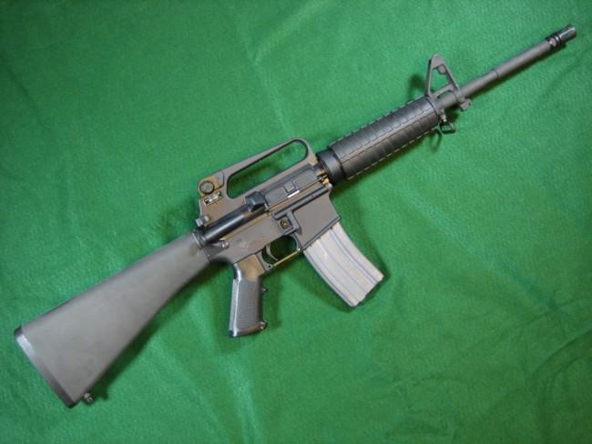 New Bushmaster AR-15 Patrolmans carbine upper - Shooters Forum