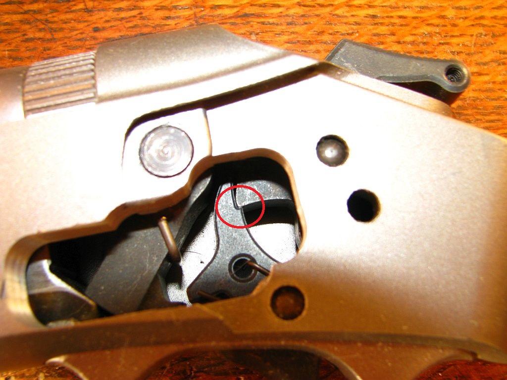 Cva Optima V2 Very Light Trigger