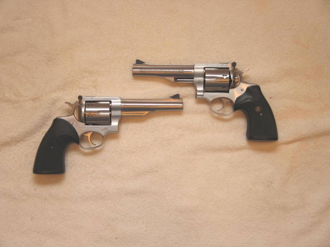 Ruger Redhawk grip options    - Shooters Forum
