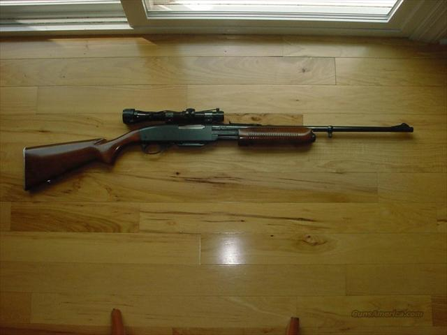 Remington 760 Gamemaster  35 Rem magazine - Shooters Forum