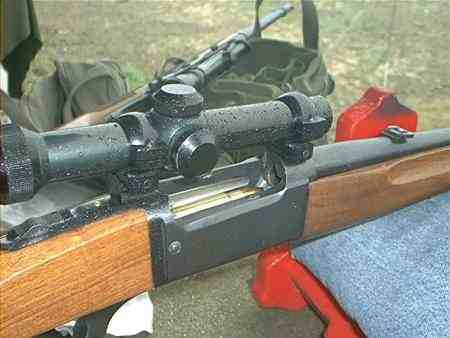 Scope mounting on a model 99 - Shooters Forum