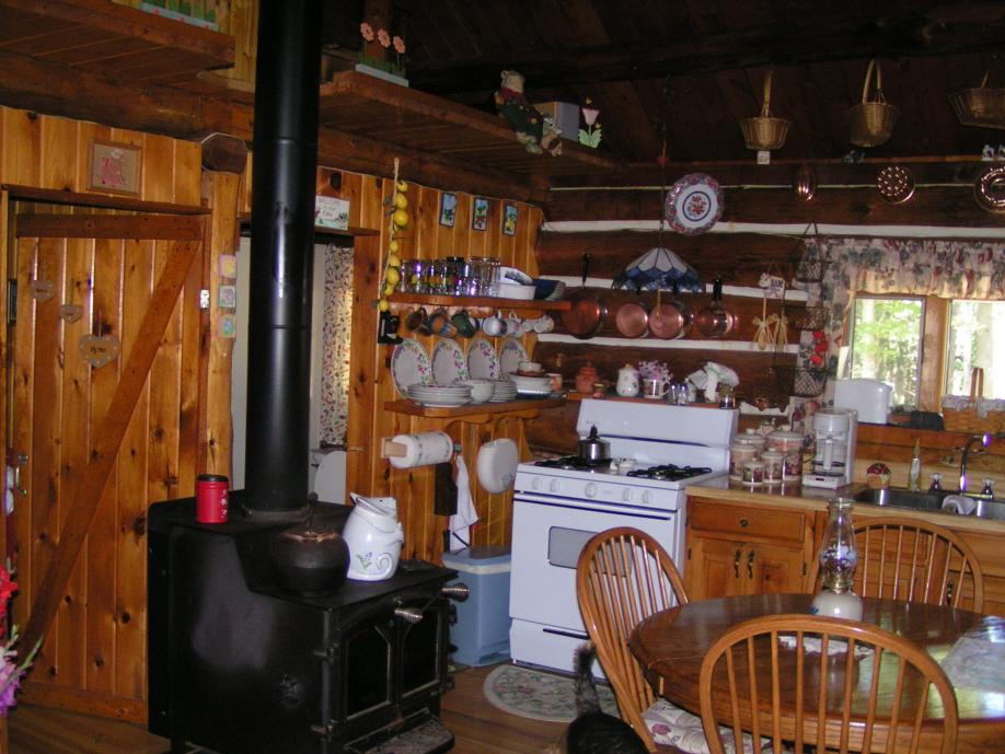 Hunting Cabin Interior Do It Yourself Hunting Cabins: My Cabin In The Adirondacks