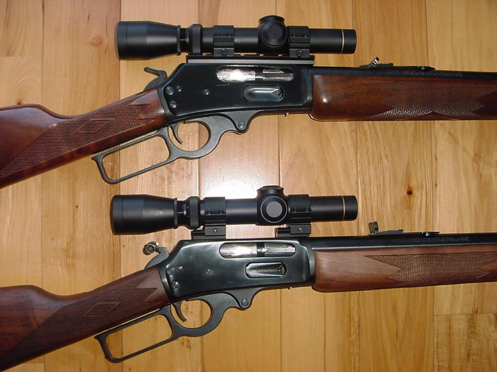 Marlin 336 Wild West Guns Co-Pilot 35 Remington with SCR Stainless ...