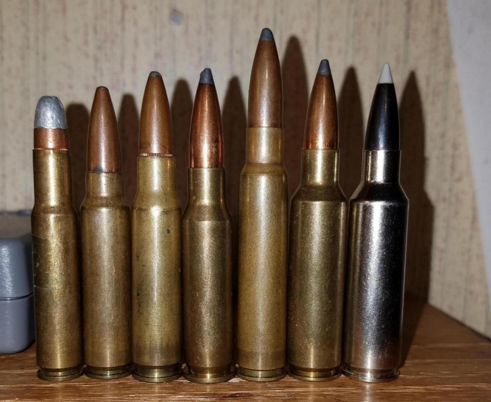 Help identifying military cartridge? - Shooters Forum