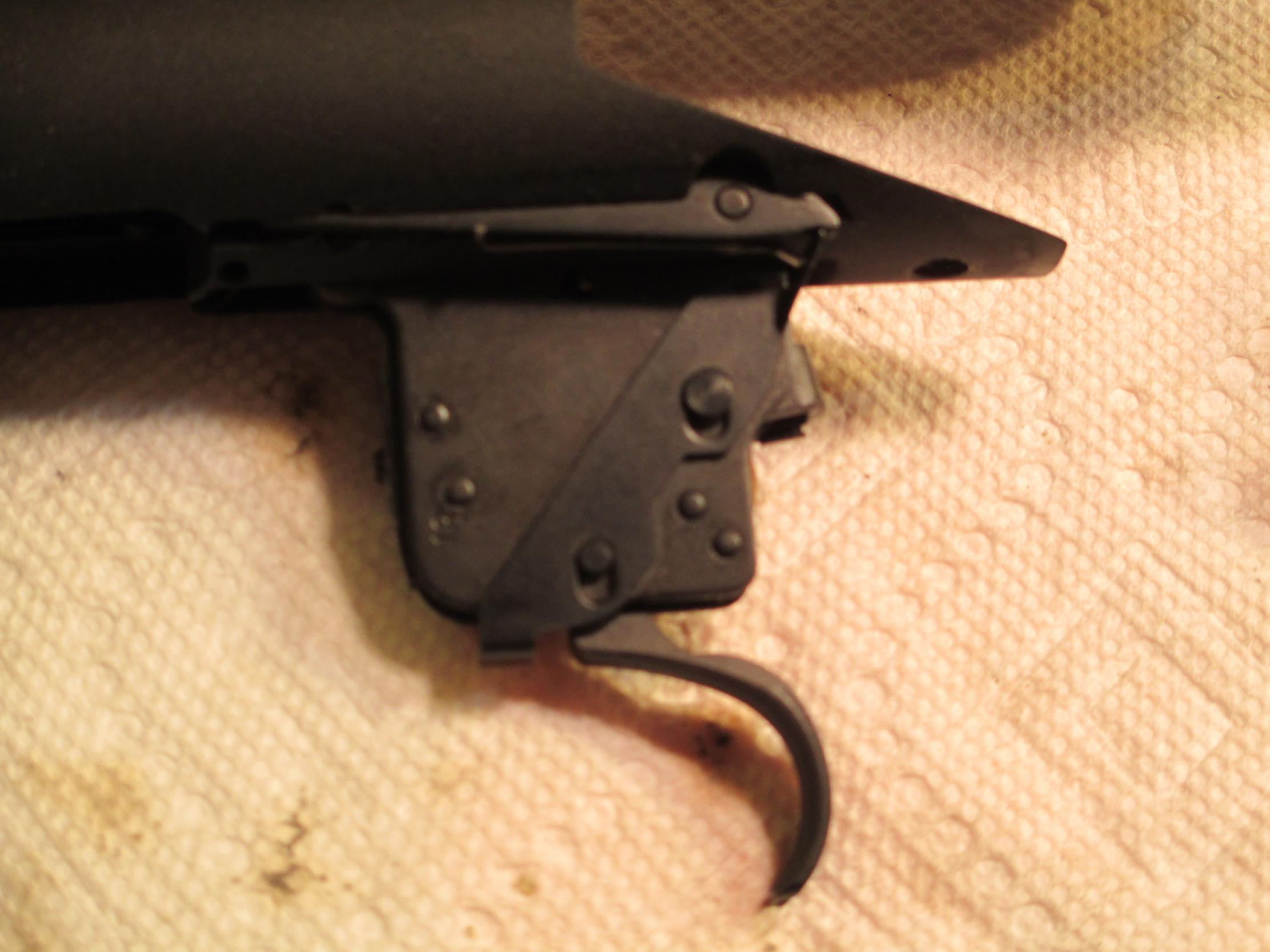 Remington 700 Trigger Creep - Shooters Forum