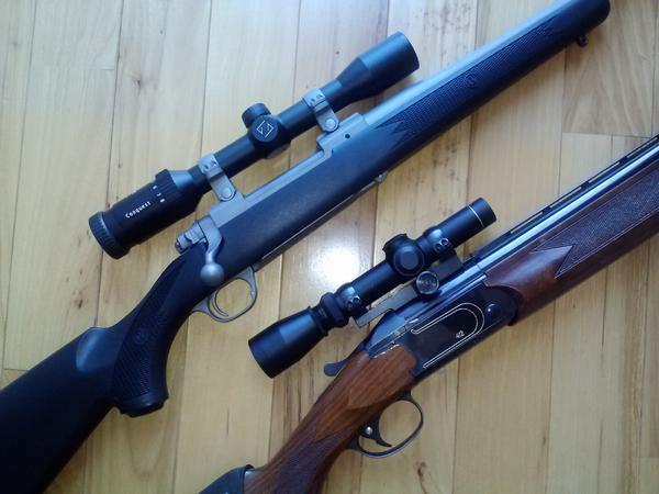 Choosing the Right Rifle Scope-ruger-valmet.jpg