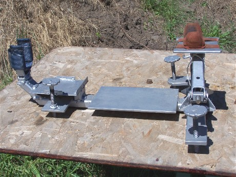 Home Made Low Recoil Rifle Rest Shooters Forum