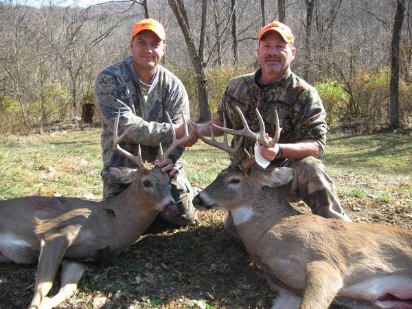 This buck needs P90x or Richard Simmons! - Shooters Forum