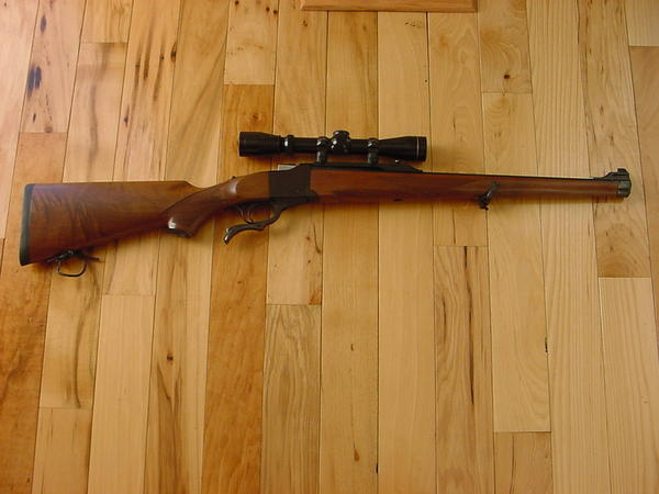 T/C icon or Ruger no 1 - Shooters Forum