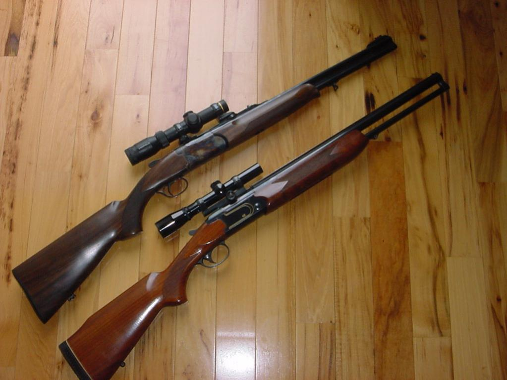 Barrel regulating a Rizinni OU rifle issues - Shooters Forum