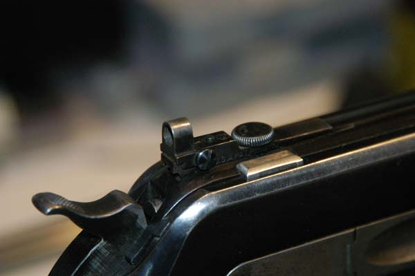 Winchester 71 Peep Sights - Shooters Forum